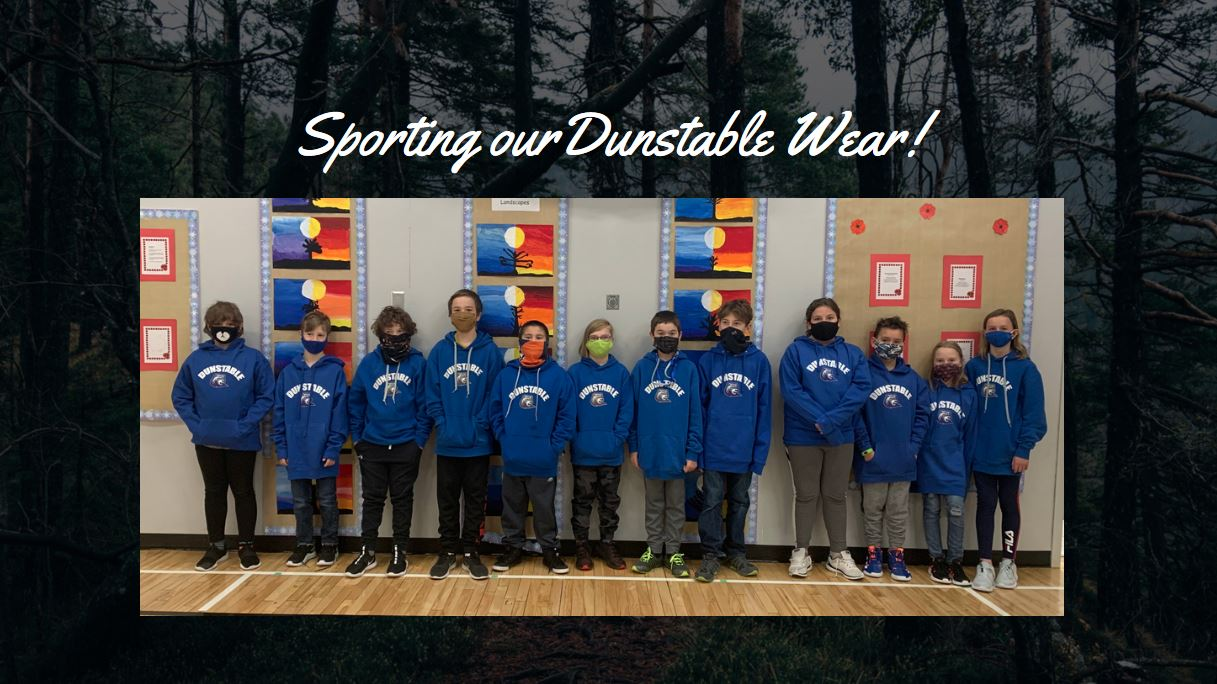 Looking Good in our Dunstable Gear!